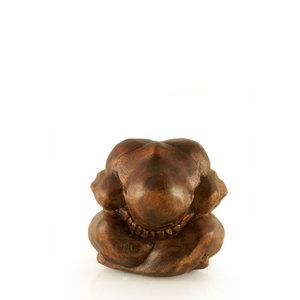Beeld-hout-Yogiman-10cm