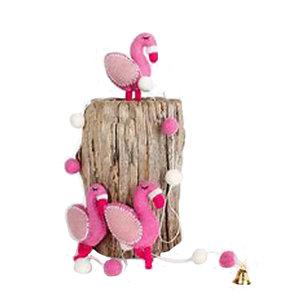 Slinger-vilt-flamingo