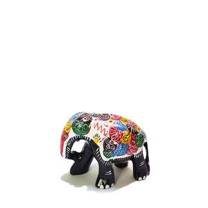 Olifant-batik-sri-lanka-8cm