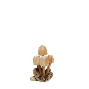paddenstoelen-hout-bali-ronde-hoofden